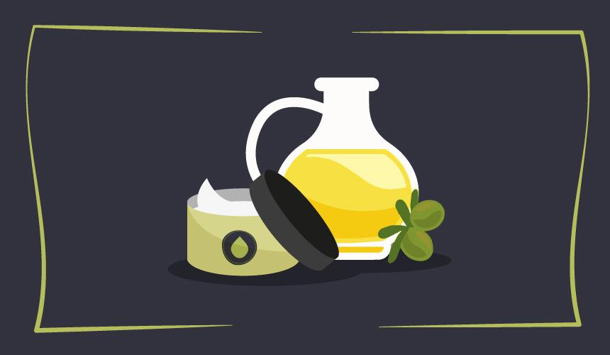 L'olio nella cosmesi, senza trucco e senza inganno
